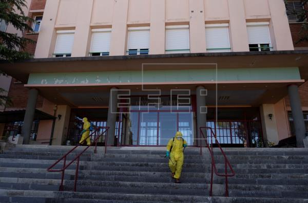 Mueren en el hospital dos ancianas más de la residencia de Burbáguena
