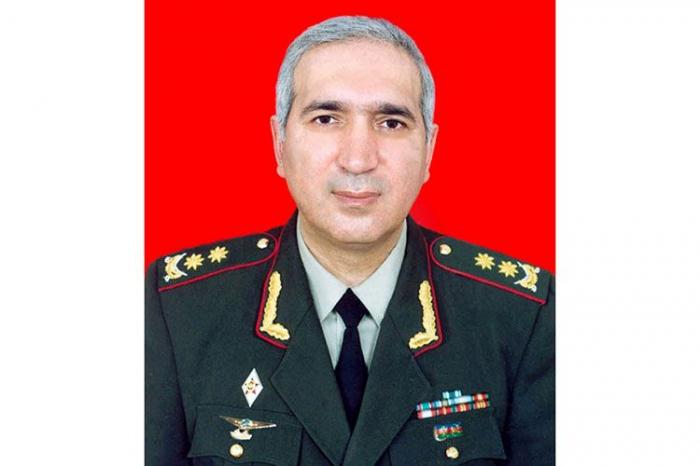 Müdafiə Nazirliyi generalın ölümü ilə bağlı məlumat yaydı