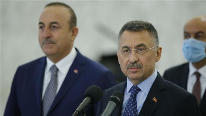 Turquía:   el puerto de Mersin está listo para el servicio del Líbano