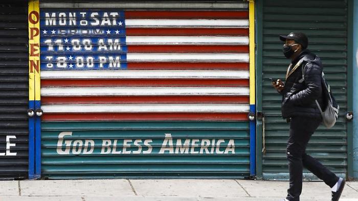 US-Experten fordern sechswöchigen Lockdown