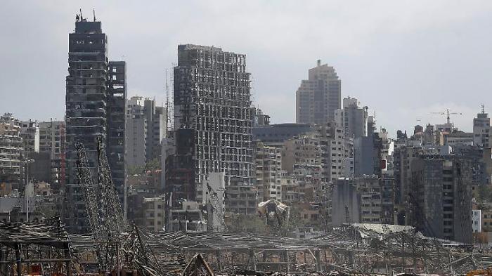 Deutschland zahlt Libanon zehn Millionen