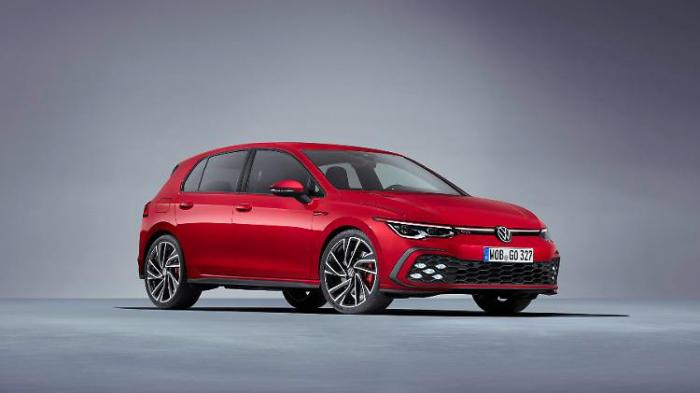 VW Golf GTI - nichts Neues unter der Haube