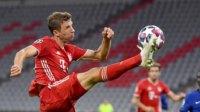 Die Bayern sind bereit fürs Duell der Duelle
