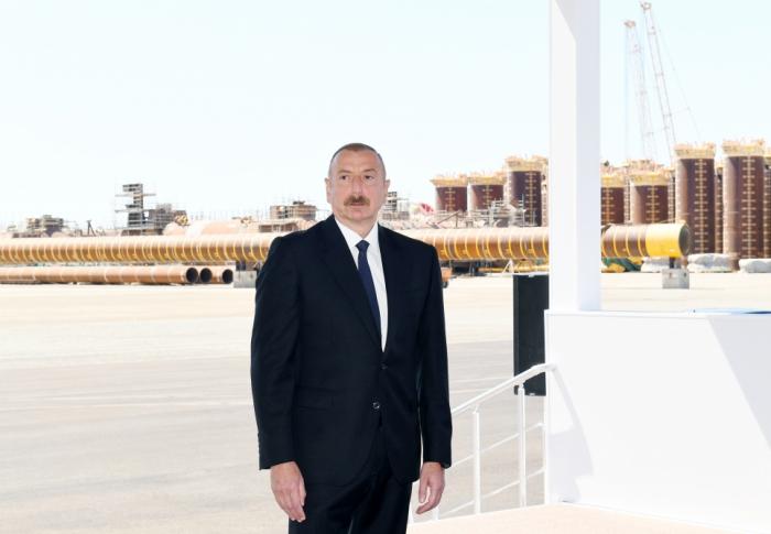 """""""Qarabağ bizimdir, Qarabağ Azərbaycandır!"""" -    İlham Əliyev"""
