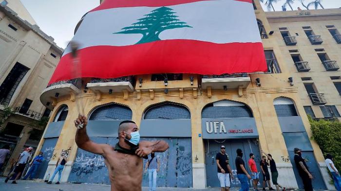 Die Gewalt kehrt zurück nach Beirut