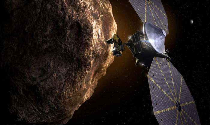 Nasa Trojan asteroids mission passes 'critical' milestone