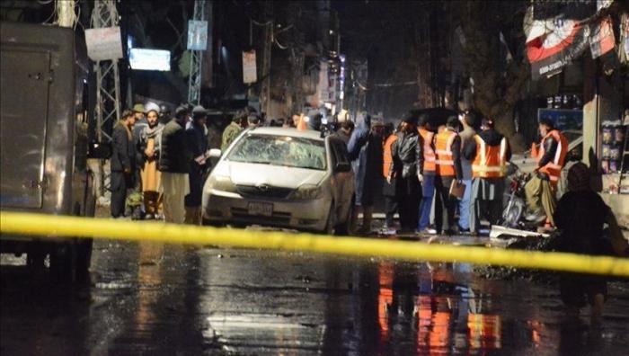 Une explosion fait 5 morts au Pakistan