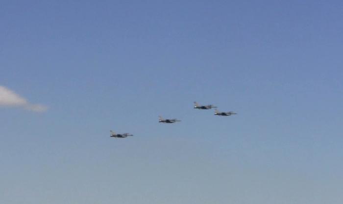 De nouveaux vols effectués aux exercices Aigle TurAz-2020 -   VIDEO
