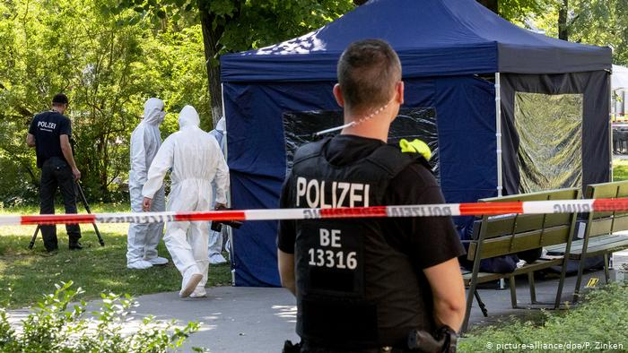 Slovakia expels 3 Russian diplomats with possible link to Berlin murder