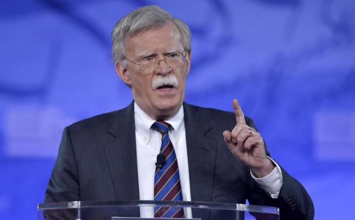 """""""Tension escalated in Nagorno Karabakh conflict"""" - John Bolton"""