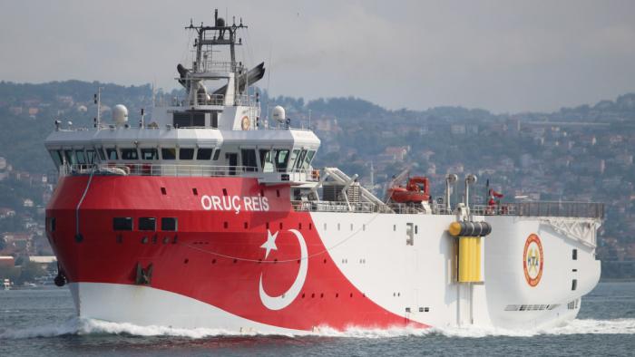 Crecen las tensiones entre Grecia y Turquía