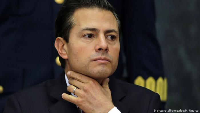 Former Mexican oil-firm president accused of receiving bribes