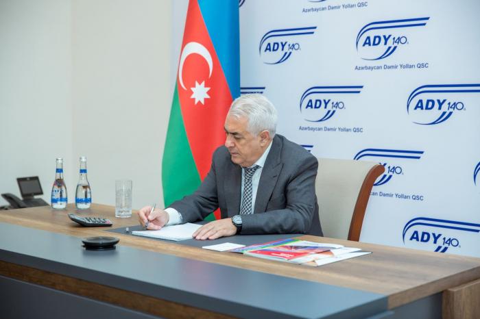 Azerbaijan Railways CSJC discuss issues raised by president