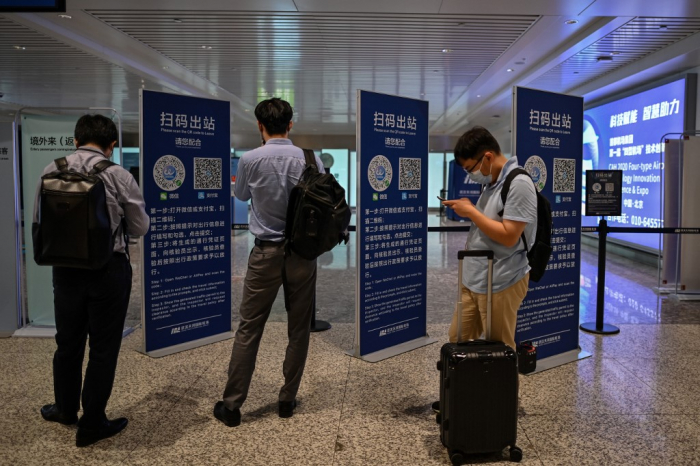 China eases entry restrictions for European countries