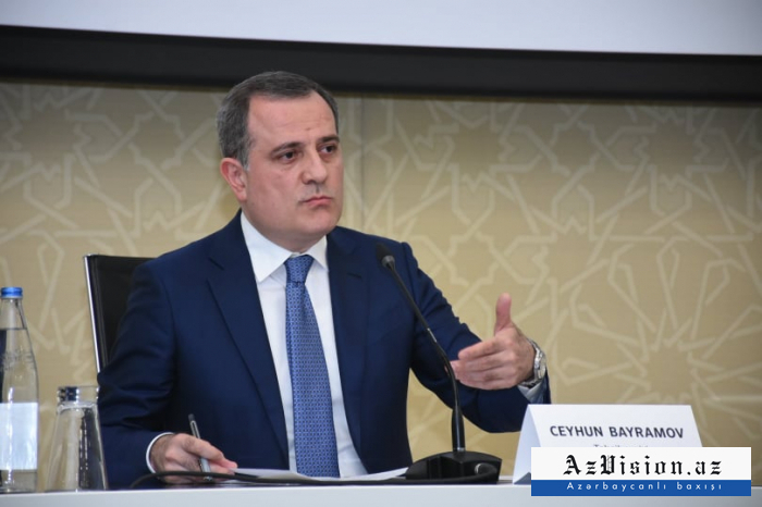 FM: Azerbaijan favors political solution to Nagorno-Karabakh conflict