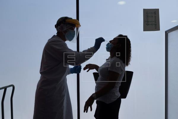 El preocupante aumento de casos de coronavirus mantiene alarmado a Europa