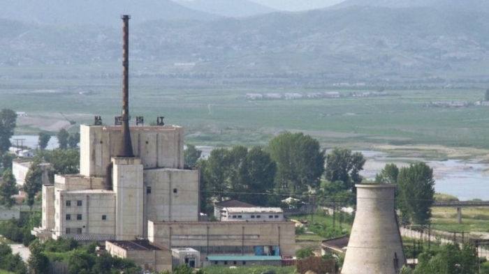 Satellite images show N. Korea nuclear reactor site may be damaged by recent flooding