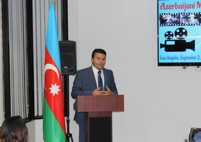 American Jewish Committee hosts Azerbaijani consul general in Los Angeles