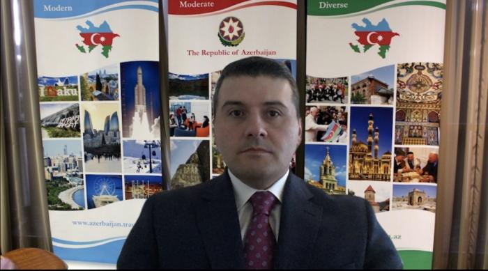 Comité Judío Estadounidense recibe al cónsul general azerbaiyano en Los Ángeles