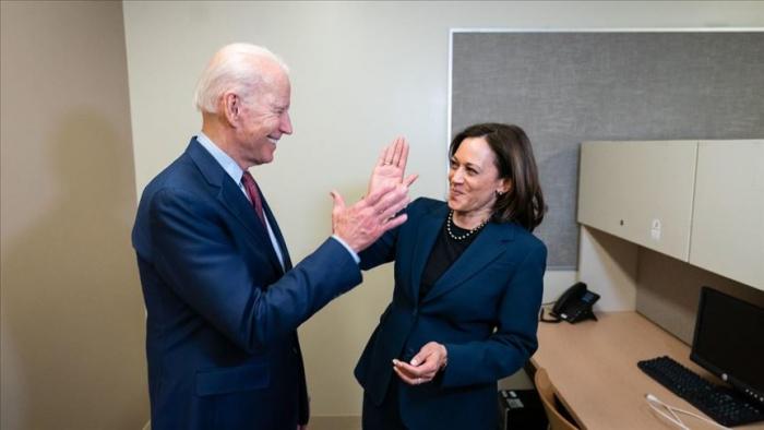 Biden y Harris prometen una dura lucha en las elecciones presidenciales de EEUU