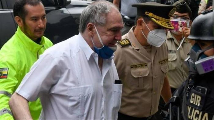 Quién es Abdalá Bucaram, el expresidente ecuatoriano detenido con el motivo de delincuencia organizada