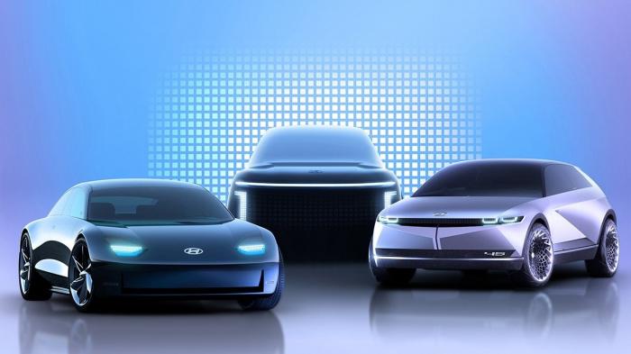 Hyundai genera la marca Ioniq centrada en la movilidad eléctrica