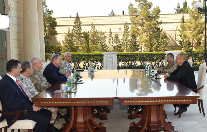 Ilham Aliyev: Les exercices conjoints constituent un sujet de préoccupation dans certains pays