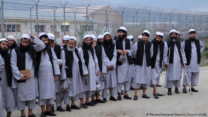 Taliban releases hundreds of prisoners paving way for talks