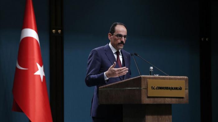 Portavoz presidencial turca critica el acuerdo de paz entre Israel y Emiratos Árabes Unidos