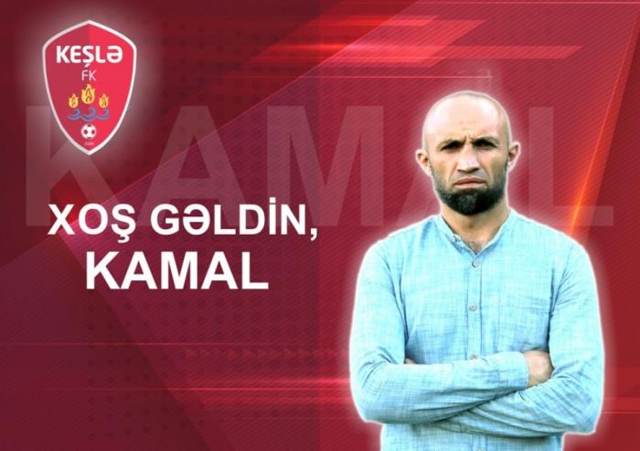 """""""Keşlə"""" növbəti transferini reallaşdırıb"""