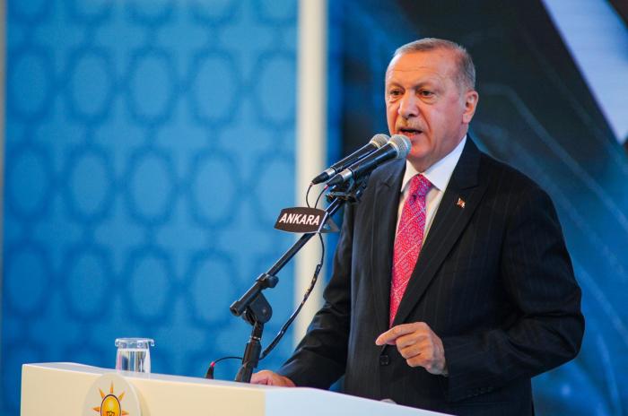 Turkey may recall ambassador in UAE  , suspend diplomatic ties, Erdogan says