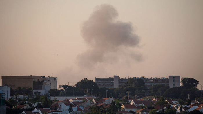 FDI atacan varios objetivos de Hamás en la Franja de Gaza por cuarta noche consecutiva