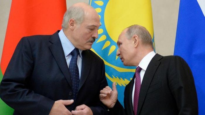Lukashenko, Putin discuss situation in Belarus