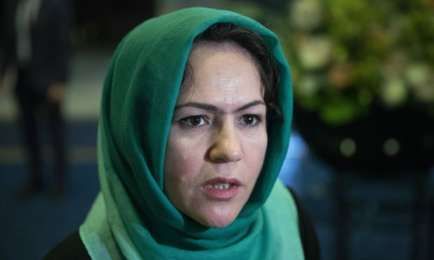 Female Afghan rights advocate, peace negotiator injured in assassination bid
