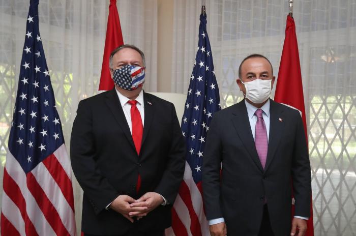 Turkey, U.S. discuss reducing tensions in Eastern Mediterranean