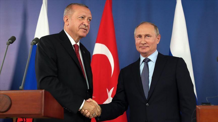 Russian, Turkish leaders discuss conflicts in Libya, Syria over phone