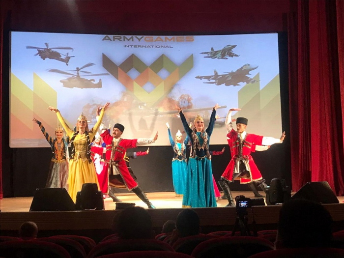 Servicemen of Azerbaijani army participate in festival as part of Int