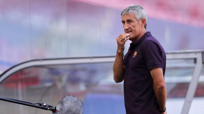 FC Barcelona sacked its managerSetién after disastrous 8-2 defeat against Bayern Munich