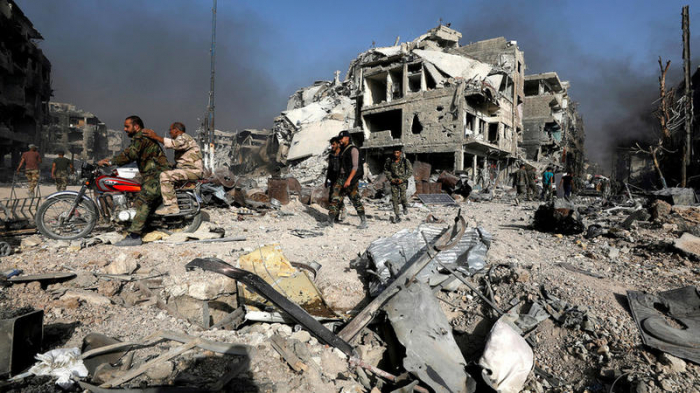 Russian major general killed in Syria