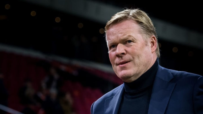 Ronald Koeman appointed new Barcelona manager