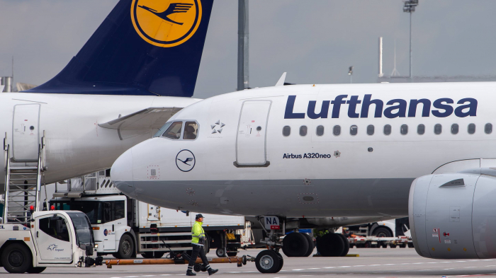 Lufthansa reaches agreement with pilots to cut costs amid pandemic