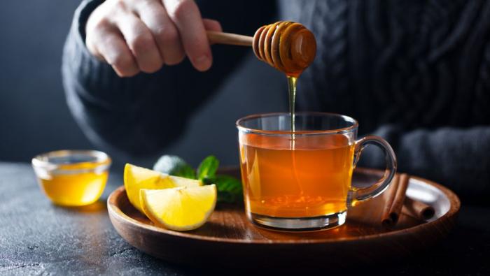 Honig - als Erkältungsmittel