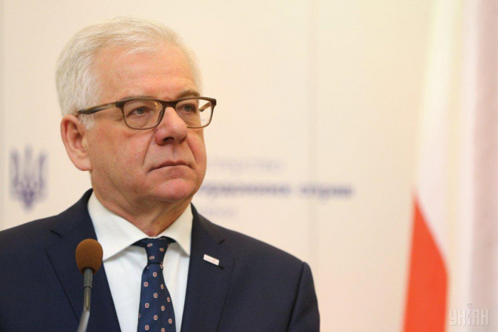Polish foreign minister resigns