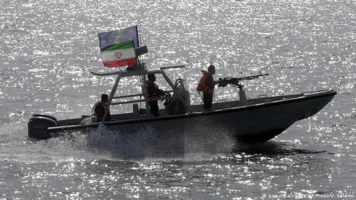 Iran claims its coastguard took UAE ship and killed crew members