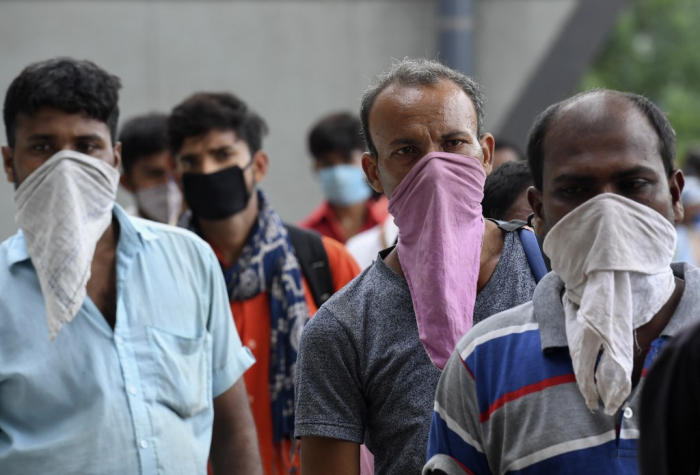 Millions more may have caught coronavirus in India, study says