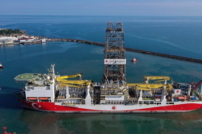 Erdogan says Turkey finds 320 bcm of natural gas in Black Sea