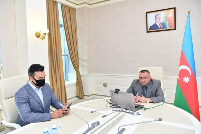 Azerbaijani, Ukrainian MPs discuss deepening bilateral ties