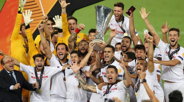 Sevilla beat Inter to win sixth Europa League