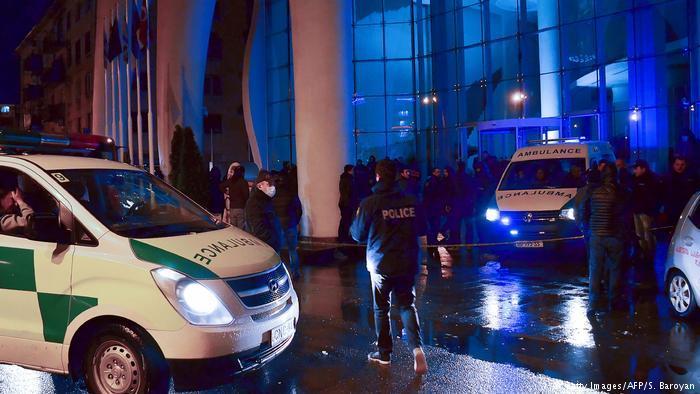 Azerbaijani foreign minister offers condolences to Georgia