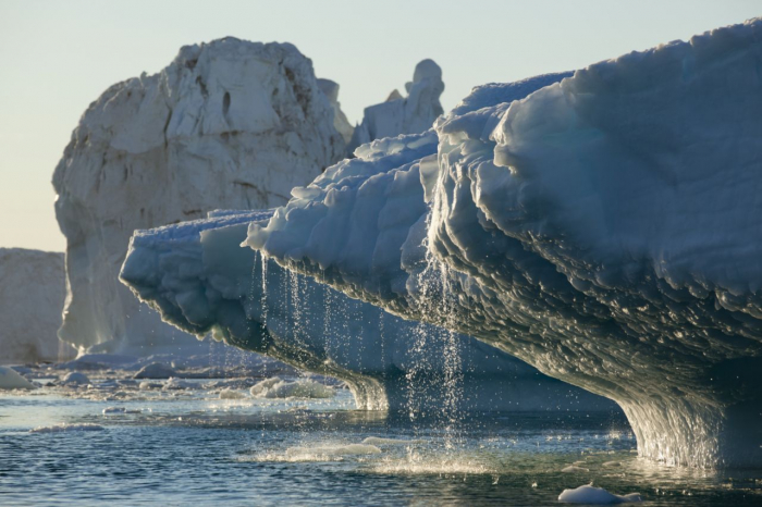 Global warming resulted in loss of 28 trillion tonnes of ice in Earth